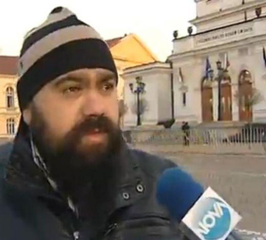 Бащата на зверски заклания Цветан Цанов: Протестът на убиеца е гротеска! Протестирам, защото държавата не работи, заяви Иван
