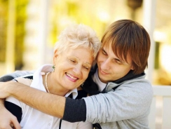Мамо, децата на нещастни родители трудно намират щастие